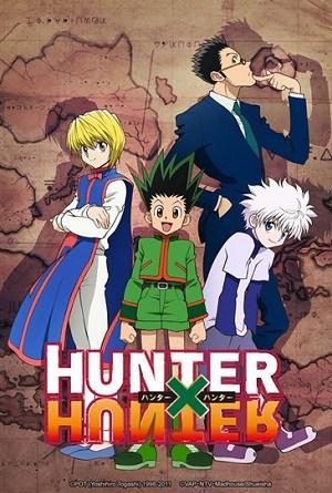 Hunter X Hunter SS1 PT