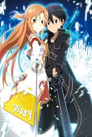 Sword Art Online ss1 Poster