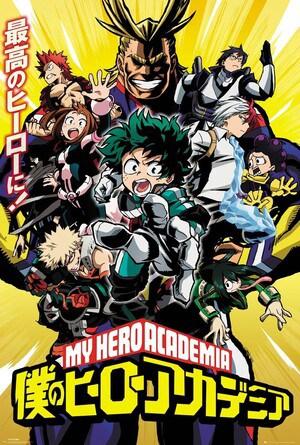 My Hero Academia มายฮีโร่ อคาเดเมีย SS1