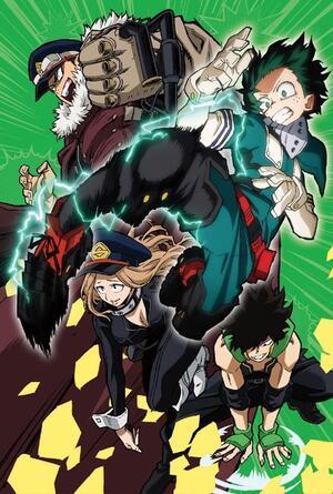 My Hero Academia มายฮีโร่ อคาเดเมีย SS3