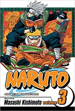 NARUTO นารูโตะ นินจาจอมคาถา VOL03